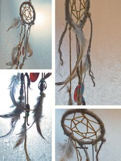 DIY Dreamcatcher Tutorial by Chiche et Chouette