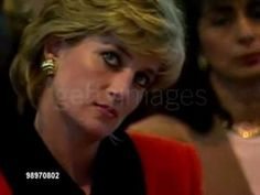 Princess Diana visits the English National Ballet  At the school in Soho, London. December 6, 1995.