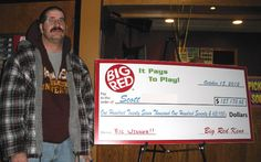 Scott Won $127,170!