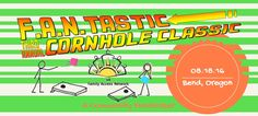 I'm helping put on the 3rd Annual F.A.N.tastic Cornhole Classic - A Fundraiser for Family Access Network which helps over 10,000 children / families each year here in #BendOregon / #DeschutesCounty. Here are the links to get your 2 person team signed up and *thanks for spreading the word and sharing this post*: http://FANtasticCornholeClassic3.eventbrite.com/ and FB Event: https://www.facebook.com/events/240097549702618/  #fundraisers #cornhole #inbend #charities #kids #family
