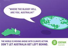 The world is questioning Australia's ambition on #climate action. Want answers too? Ask the PM http://bit.ly/ox_climate