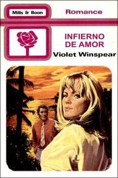 Violet Winspear | NOVELAS ROMANTICAS