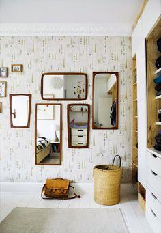 Bohemian Danish Home with Fun Details - NordicDesign