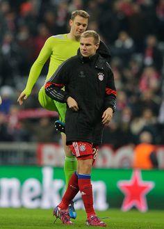 Manuel Neuer & Holger Badstuber