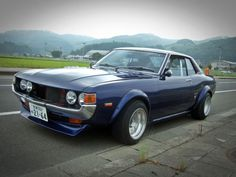 1976 Toyota Celica coupe 2200 GT #toyotacelica #toyota