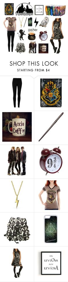 """""""Harry Potter (read the D)"""" by ema55 ❤ liked on Polyvore featuring Max Studio, Hot Topic, Disney, Bling Jewelry, CellPowerCases and WALL"""