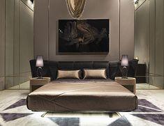 Die 66 besten Bilder von Luxus Schlafzimmer in 2019 | Waterbed ...