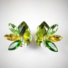 Náušnice Stud Earrings, Dance, Crystals, Jewelry, Dancing, Jewlery, Jewerly, Stud Earring, Schmuck