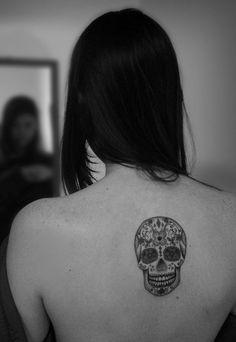 ☠ Skull Tattoos   Skull Tattoo Designs