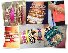 Glamazons, want amazing arm candy without breaking the bank? It's all about the Miami Beach Collection by Glam Rock.  Stack on some great fashion watches with these fab options to complete your look!
