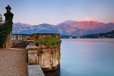 Observation Terrace - Lake Como