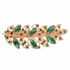 Women's Leaf Shaped Hair Clip With Rhinestones Bobby Pin Hairstyles, Headband Hairstyles, Braided Hairstyles, Hair Accessories For Women, Women's Accessories, Hair Scarf Styles, Twist Headband, Butterfly Hair, Leaf Shapes