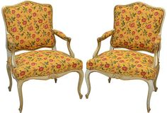 Louis XV-Style Chairs, Pair on OneKingsLane.com