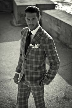 Luigi Bianchi Mantova Embraces a Modern Sophistication for their Spring/Summer 2013 Collection