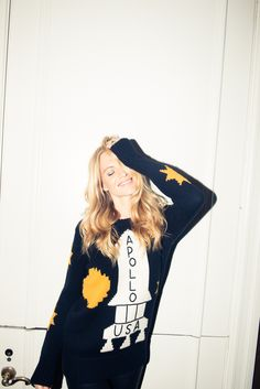 """[The emoji that best describes me is] the mushroom."" http://www.thecoveteur.com/poppy-delevingne-style/"