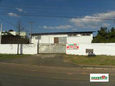 Galpão / Barracão para locação Área Construída: 819,00 m² Cidade: Araucária