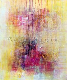 """Contemporary Painting - """"Untitled6"""" (Original Art from Amy Longcope)"""