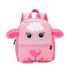 Online offers   deals  Children Cute Animal Design Backpack Toddler Kid  Neoprene School Bags Kindergarten Cartoon from PinKart-USA Item Type  School  ... 2fe67bb36091c