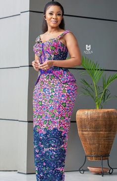 Latest African fashion styles African Dresses Online, African Print Dresses, African Print Fashion, Africa Fashion, African Fashion Dresses, Ankara Fashion, African Prints, Latest African Styles, Trendy Ankara Styles