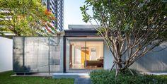 W Design, Spaceshift Studio · Banyan House