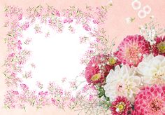 15 best marcos de flores para imprimir images on pinterest borders