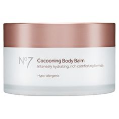 Boots No7 Cocooning Body Balm - 6.09 oz