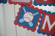 Hey, I found this really awesome Etsy listing at https://www.etsy.com/listing/152310232/baseball-banner-birthday-party-baseball