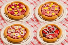 Felt Gourmet Pizza Set