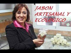 JABON CASERO DE MIEL Y PARA LA ROPA - YouTube