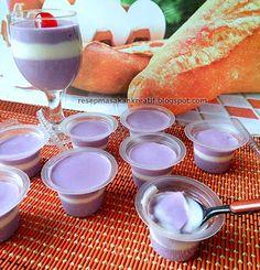 Resep Puding Puyo Lava | Resep Masakan Indonesia (Indonesian Food Recipe)