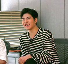 The most beautiful smile 😍 Deadpool, Ikon Member, Koo Jun Hoe, Ikon Debut, Ikon Wallpaper, Yg Ent, Hip Pop