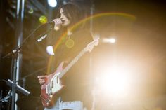 Warpaint @ Governors Ball 2017. Photography by Amanda Hatfield.