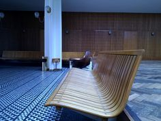 Arhus city hall, Arne Jacobsen