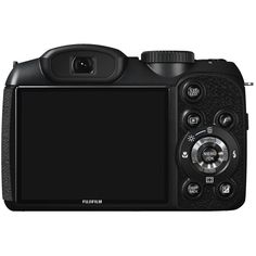 Fujifilm FinePix S2980 Digital Camera 3 inch LCD: Amazon.co.uk: Camera... ❤ liked on Polyvore featuring fillers, camera, accessories, electronics, black and backgrounds