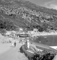 Artur Pastor Portuguese, 1950s, Portugal, Dolores Park, Mountain, Beach, Travel, Homestead, Littoral Zone