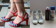 Zapatos customizados