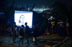 O evento reúne artistas plásticos, bandas, Djs, Mc's e poetas