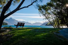 Lovely and Lonely, Queenstown, New Zealand
