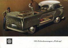 02 50 publicites Volkswagen 50 vieilles publicités Volkswagen (Combi, Coccinelle...)
