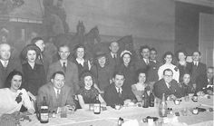 Ketchum holiday celebration - Henry Hotel, 1948. (Ketchum Public Relations Archives)