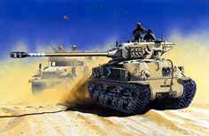 Israeli Super Sherman