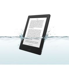 Kobo Aura H2O Waterproof E-Reader at Argos.co.uk - Your Online Shop for Kindle and E-readers.