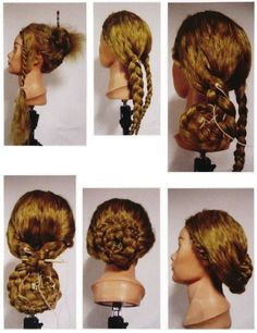 Ancient Roman Hairstyles II