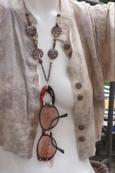 collier ou support lunette