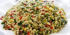 Yemek tarifleri - Kuskus salatası