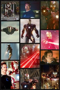 Any Iron Man movie.