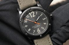 Ralph Lauren 39mm Chronometer Safari