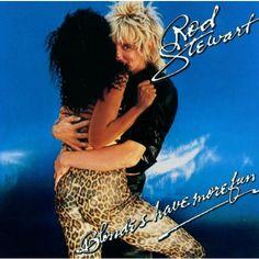 "Rod Stewart - Blondes Have More Fun - ""Do Ya Think I'm Sexy"" - Warner Brothers Records 1978 - Vintage Gatefold Vinyl LP Record Album Rod Stewart, Pink Floyd, Musica Salsa, Jazz, Rock Argentino, Pochette Album, Lp Cover, Cover Art, Phil Collins"