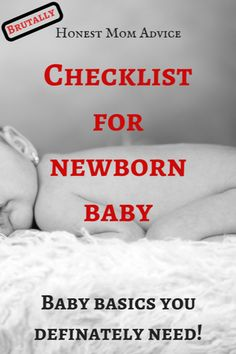 New Mom To Be: Checklist For Mom And Newborn Baby Hospital Bag   New Parent Resources   Growing As A Mom   Baby Basics   Pregnany 