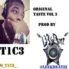 Original Taste Vol. 3  [prod By: @leekbeatzz]